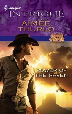 Image for Power of the Raven (Harlequin Intrigue Series)