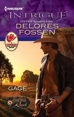 Gage (Harlequin Intrigue Series), Delores Fossen