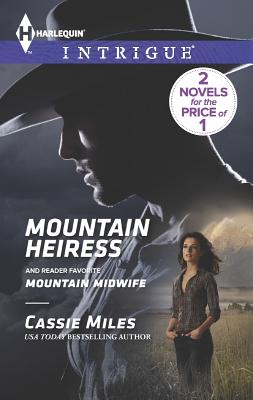 Image for Mountain Heiress: Mountain Midwife (Harlequin Intrigue)