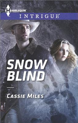 Image for Snow Blind (Harlequin Intrigue)