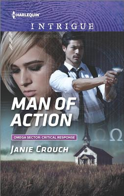 Image for Man of Action (Omega Sector: Critical Response)