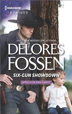 Image for Six-Gun Showdown (Appaloosa Pass Ranch)