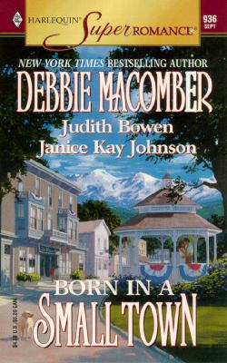 "Image for ""Born in a Small Town: The Glory Girl/Promise Me Picket Fences/Midnight Sons and Daughters (Midnight Sons #7) (Harlequin Superromance, No 936)"""