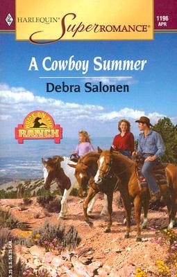 Image for A Cowboy Summer (Harlequin Superromance No. 1196)