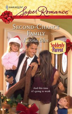 Image for Second-Chance Family (Harlequin Superromance)
