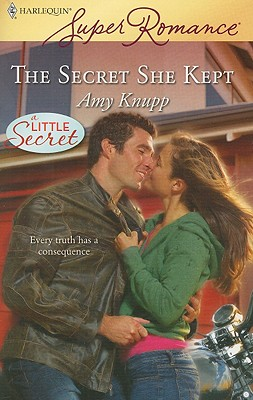 Image for The Secret She Kept (Harlequin Super Romance)