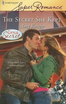 Image for The Secret She Kept (Harlequin Super Romance)