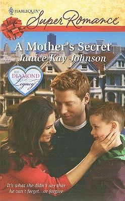 A Mother's Secret (Harlequin Superromance), JANICE KAY JOHNSON