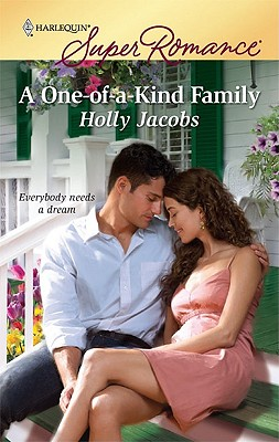 A One-of-a-Kind Family (Harlequin Superromance), Holly Jacobs