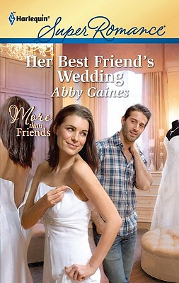 Image for Her Best Friend's Wedding (Harlequin Superromance)