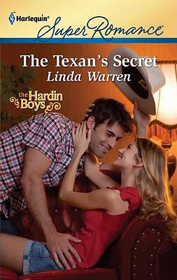 The Texan's Secret (Harlequin Super Romance), Linda Warren