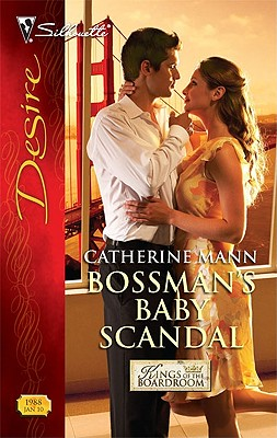 Image for Bossman's Baby Scandal (Silhouette Desire)