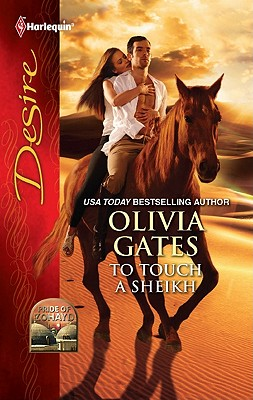 To Touch a Sheikh (Harlequin Desire), Olivia Gates
