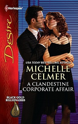 Image for A Clandestine Corporate Affair (Harlequin Desire)