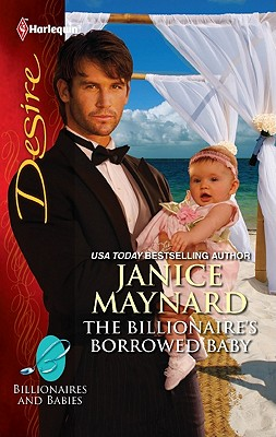 Image for The Billionaire's Borrowed Baby