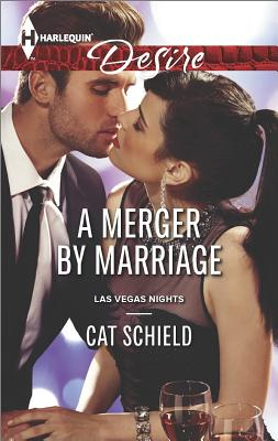 Image for A Merger by Marriage (Harlequin Desire Las Vegas Nights)