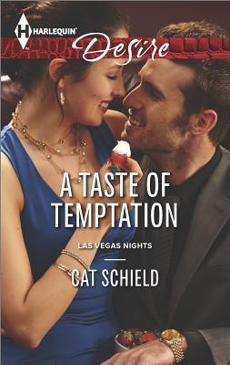 Image for A Taste of Temptation (Harlequin Desire Las Vegas Nights)