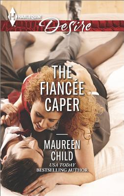 Image for The Fiancee Caper (Harlequin Desire)