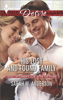 Image for His Lost and Found Family (Harlequin Desire Texas Cattleman's Club:)
