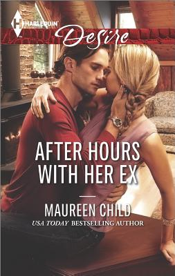 Image for After Hours with Her Ex (Harlequin Desire)