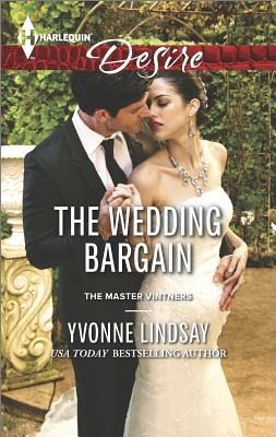 Image for The Wedding Bargain (Harlequin Desire The Master Vintners)