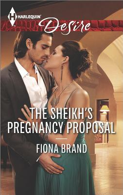 Image for The Sheikh's Pregnancy (Harlequin Desire)