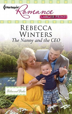 Image for The Nanny and the CEO (Harlequin Romance (Larger Print))