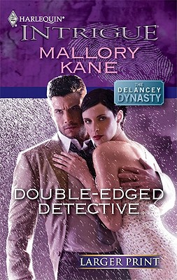 Double-Edged Detective (Harlequin Intrigue (Larger Print)), Mallory Kane