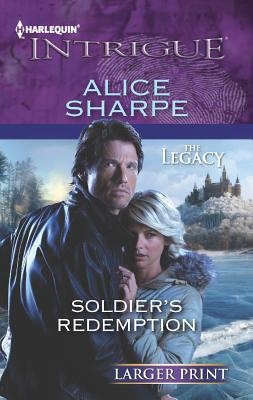 Soldier's Redemption (Harlequin Intrigue (Larger Print)), Sharpe, Alice