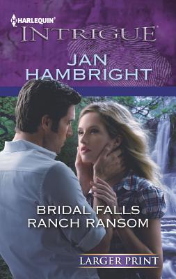 Bridal Falls Ranch Ransom (Harlequin Intrigue (Larger Print)), Hambright, Jan