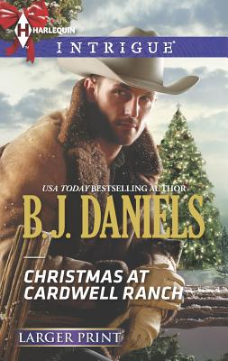 Image for Christmas at Cardwell Ranch (Harlequin LP Intrigue)