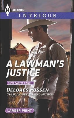Lawman's Justice, A, Fossen, Delores