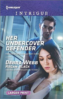 Image for Her Undercover Defender (The Specialists: Heroes Next Door)