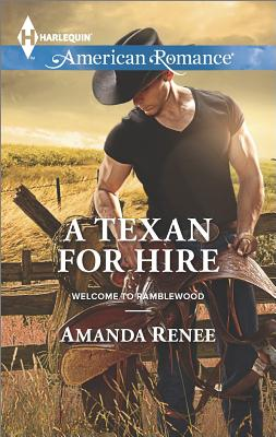 Image for A Texan for Hire (Harlequin American Romance Welcome to Ra)