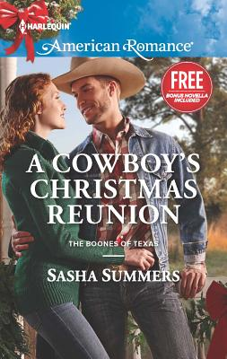 Image for A Cowboy's Christmas Reunion (The Boones of Texas)