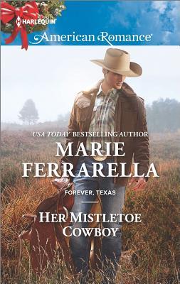 Image for Her Mistletoe Cowboy (Forever, Texas)