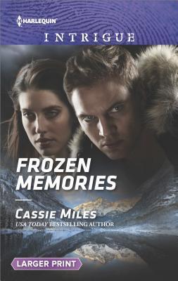 Image for Frozen Memories (Harlequin Intrigue (Larger Print))