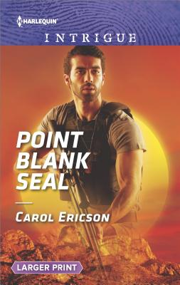 Image for Point Blank SEAL (Red, White and Built)