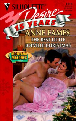Image for Best Little Joeville Christmas  (Montana Malones) (Silhouette Desire, No 1114)