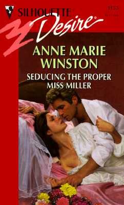 Image for Seducing The Proper Miss Miller (Desire)