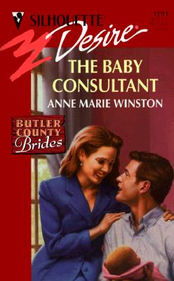 Image for Baby Consultant  (Butler County Brides) (Silhouette Desire, 1191)