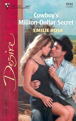 Image for Cowboy's Million-Dollar Secret (Silhouette Desire, 1542)