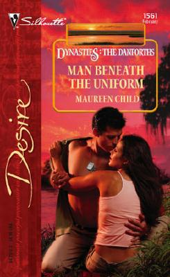 Image for Man Beneath The Uniform (Silhouette Desire)