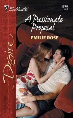 Image for A Passionate Proposal (Silhouette Desire)