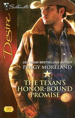 Image for The Texan's Honor-Bound Promise (Silhouette Desire)