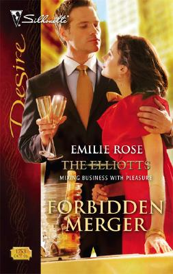 Image for Forbidden Merger: The Elliotts (Silhouette Desire)
