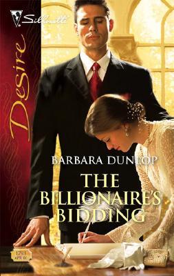 Image for The Billionaire's Bidding (Silhouette Desire)