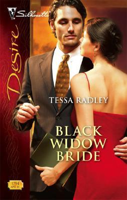 Image for Black Widow Bride (Silhouette Desire)