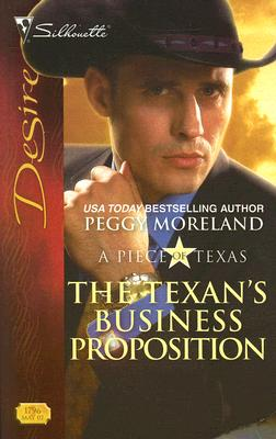Image for The Texan's Business Proposition (Silhouette Desire)