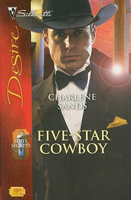 Image for Five-Star Cowboy (Silhouette Desire)